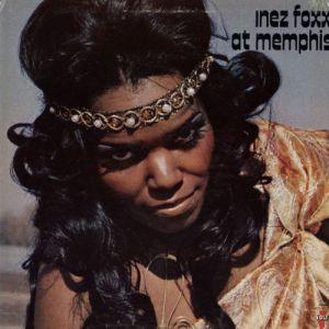 At Memphis Cover - Inez Foxx