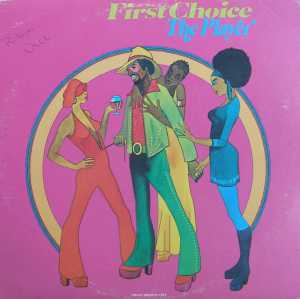 first choice - front